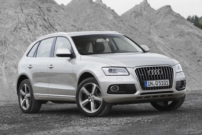 Audi Q5 facelift launched – 2.0 TFSI, RM328k Image #136580