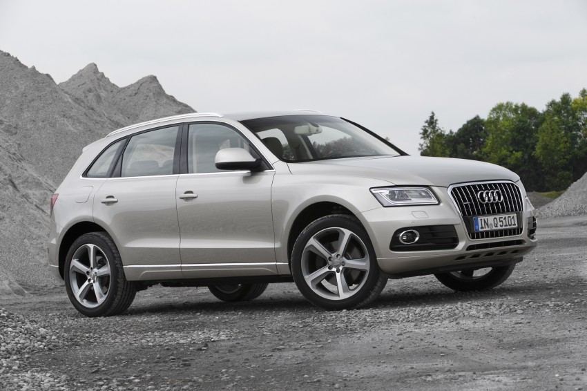 Audi Q5 facelift launched – 2.0 TFSI, RM328k Image #136578