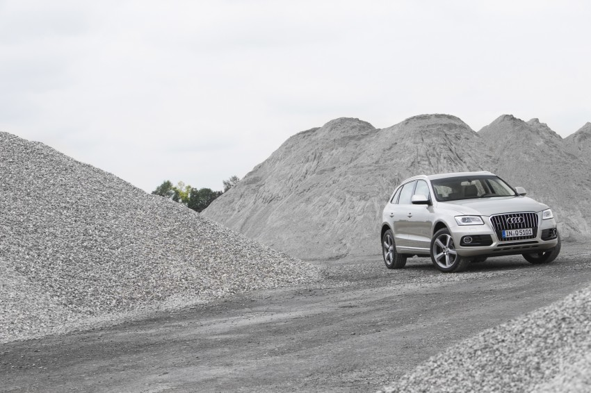 Audi Q5 facelift launched – 2.0 TFSI, RM328k Image #136577