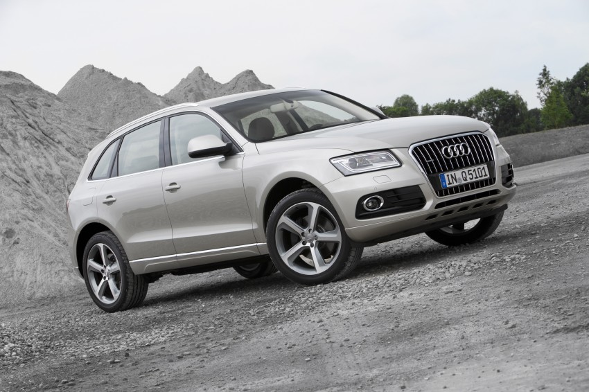 Audi Q5 facelift launched – 2.0 TFSI, RM328k Image #136576