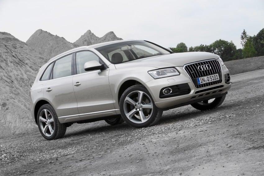 Audi Q5 facelift launched – 2.0 TFSI, RM328k Image #136576