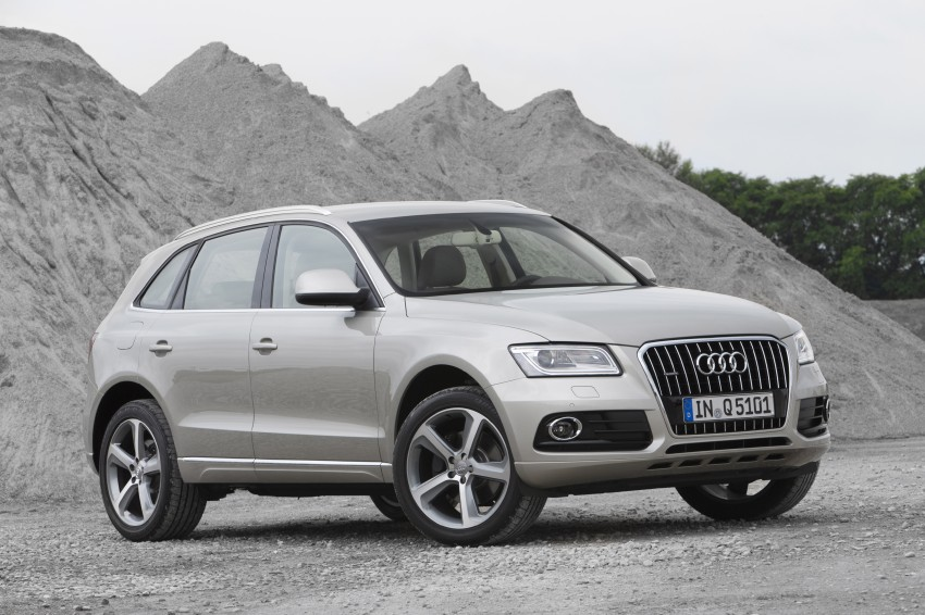 Audi Q5 facelift launched – 2.0 TFSI, RM328k Image #136575