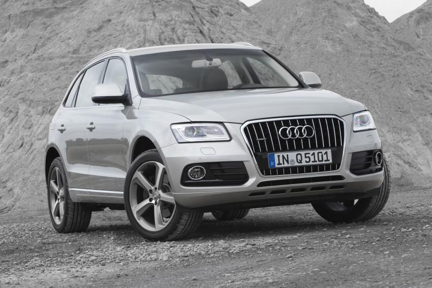 Audi Q5 facelift launched – 2.0 TFSI, RM328k Image #136574