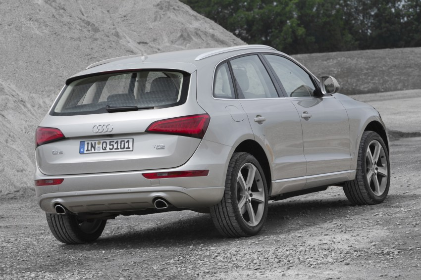 Audi Q5 facelift launched – 2.0 TFSI, RM328k Image #136570