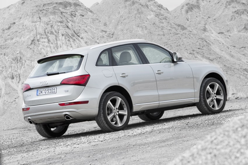Audi Q5 facelift launched – 2.0 TFSI, RM328k Image #136569