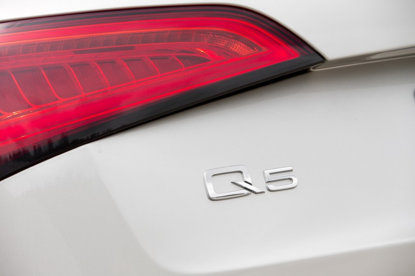 Audi Q5 facelift launched – 2.0 TFSI, RM328k Image #136564