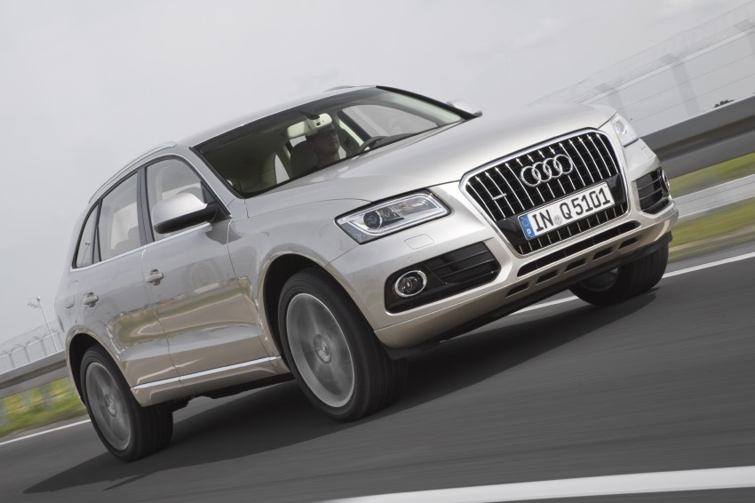 Audi Q5 facelift launched – 2.0 TFSI, RM328k Image #136563
