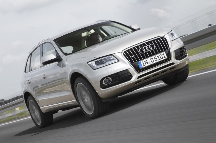 Audi Q5 facelift launched – 2.0 TFSI, RM328k Image #136560