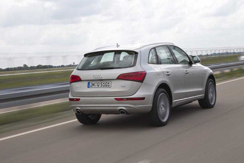 Audi Q5 facelift launched – 2.0 TFSI, RM328k Image #136561