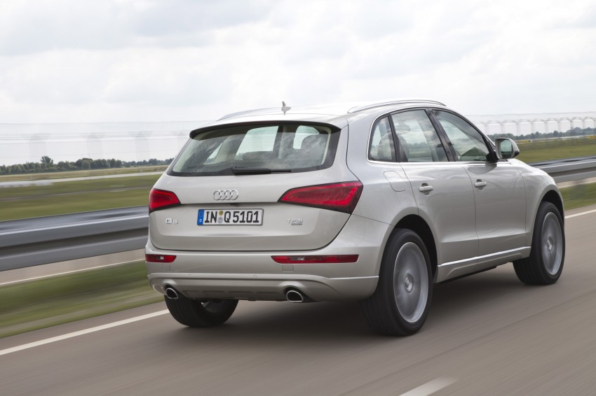 Audi Q5 facelift launched – 2.0 TFSI, RM328k Image #136559