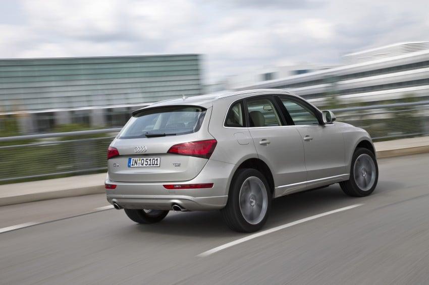 Audi Q5 facelift launched – 2.0 TFSI, RM328k Image #136557