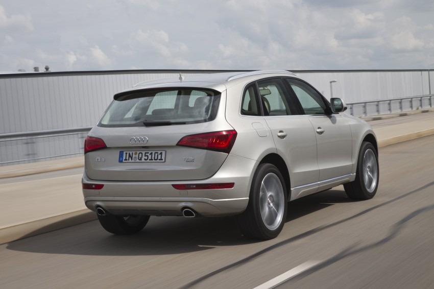 Audi Q5 facelift launched – 2.0 TFSI, RM328k Image #136558