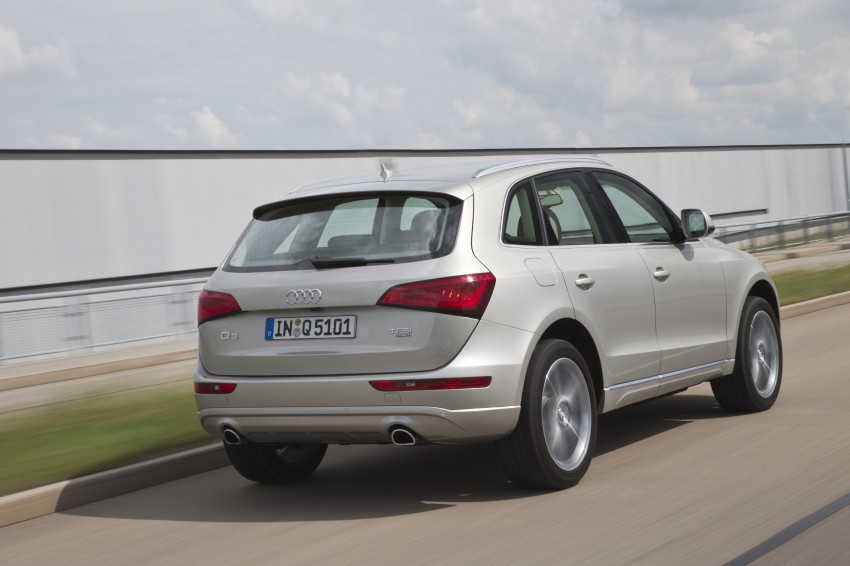 Audi Q5 facelift launched – 2.0 TFSI, RM328k Image #136556