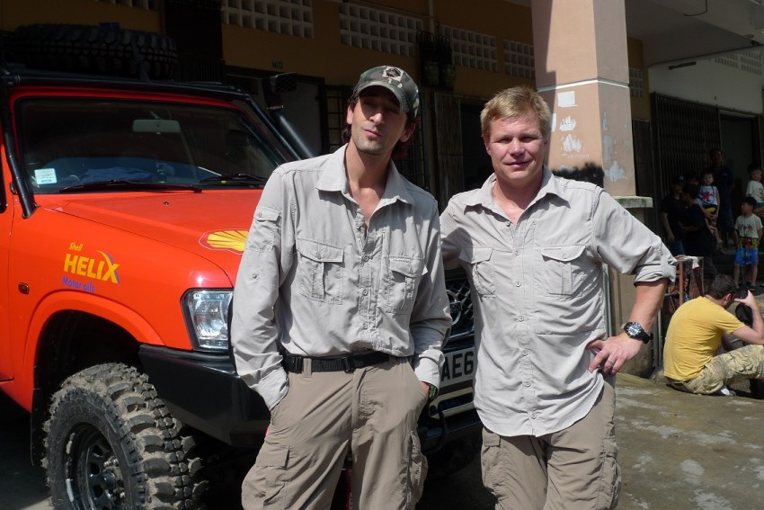 Shell Helix Driven to Extremes TV series to debut this year – modified Nissan Patrol tackles extreme terrain Image #148854