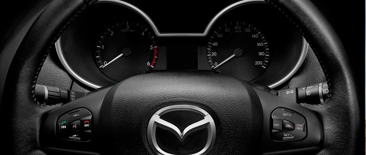 All New BT-50 Steering Wheel - 23112011 24052 PM
