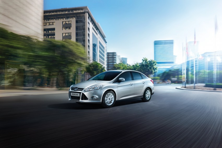 Ford Focus – 3rd-gen C346 debuts, RM116k-RM129k Image #131080