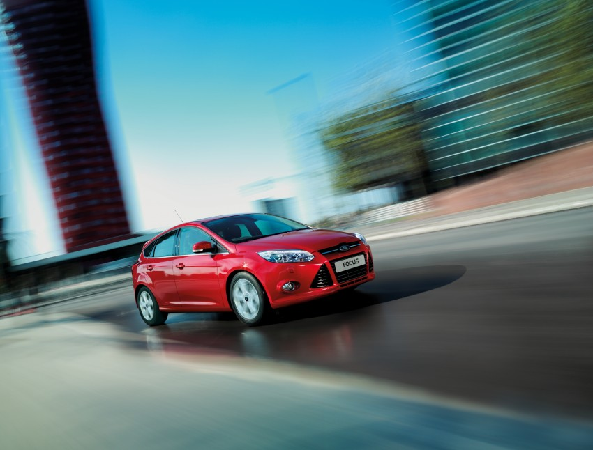 Ford Focus – 3rd-gen C346 debuts, RM116k-RM129k Image #131081