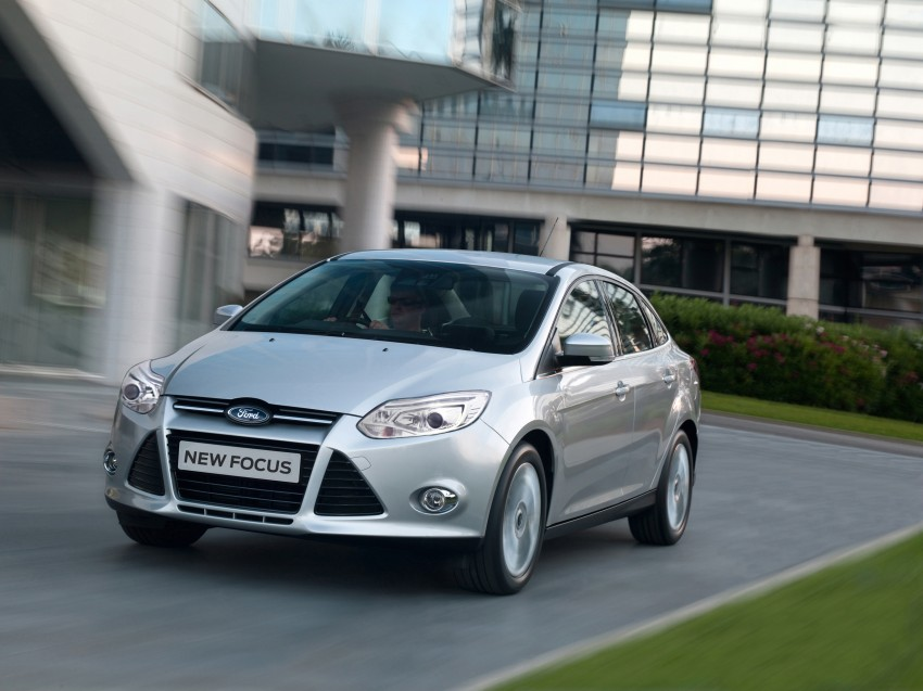 Ford Focus – 3rd-gen C346 debuts, RM116k-RM129k Image #131082