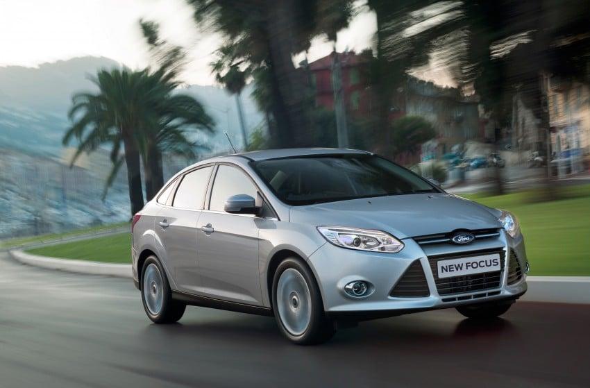 Ford Focus – 3rd-gen C346 debuts, RM116k-RM129k Image #131083