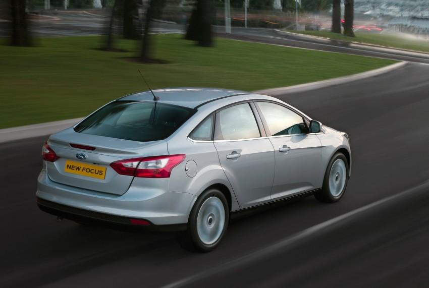 Ford Focus – 3rd-gen C346 debuts, RM116k-RM129k Image #131084