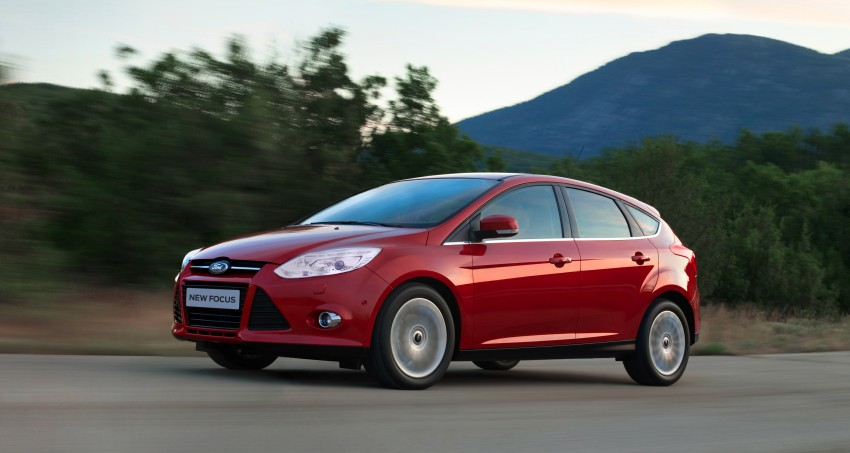 Ford Focus – 3rd-gen C346 debuts, RM116k-RM129k Image #131078