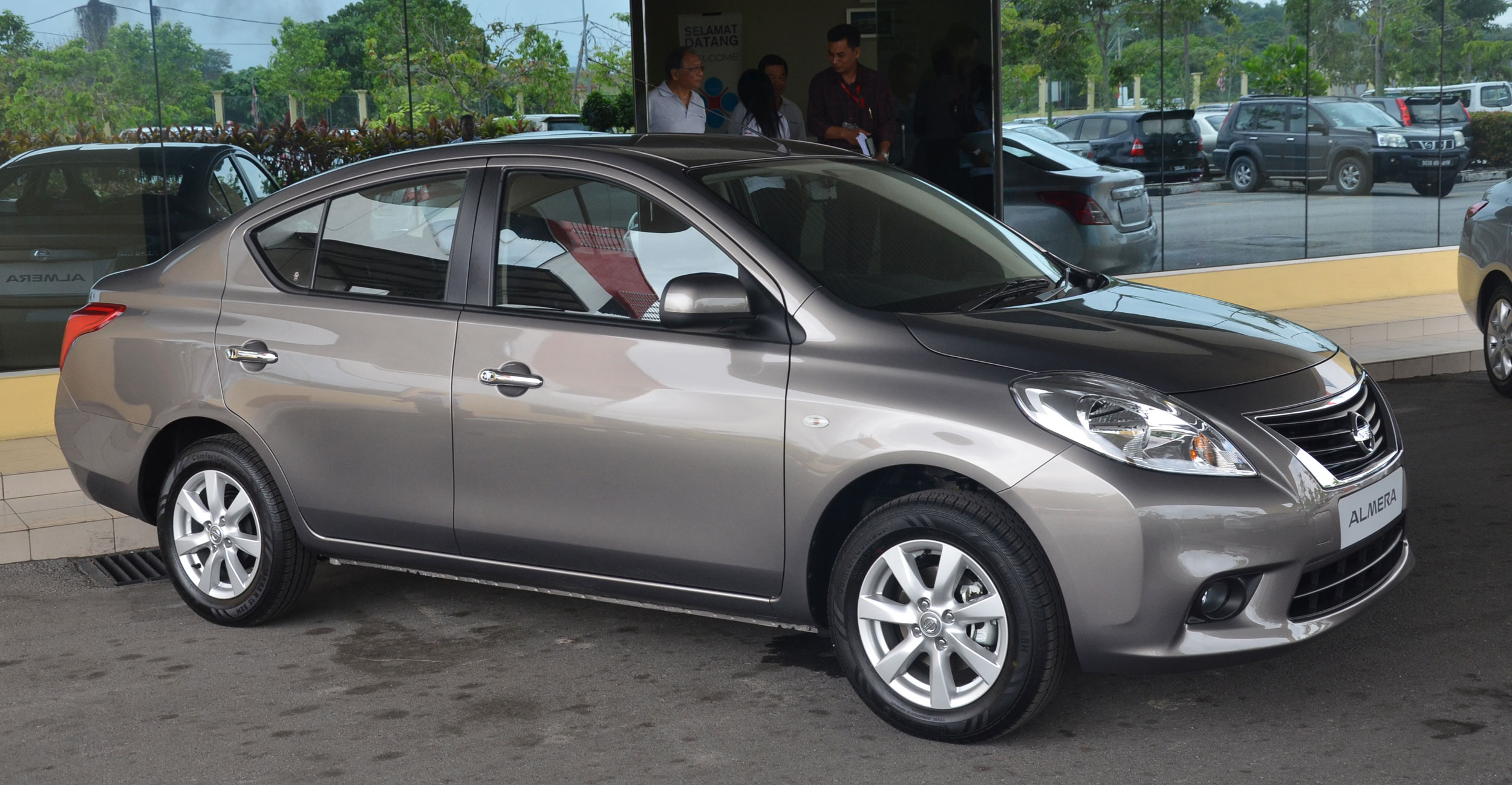 Nissan Almera Malaysia Infohub - Paul Tan's Automotive News