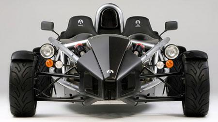 500 horsepower v8 powered ariel atom unveiled. Black Bedroom Furniture Sets. Home Design Ideas
