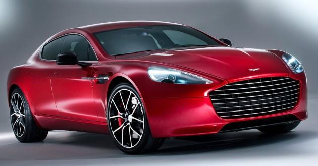 Aston Martin Rapide S-10
