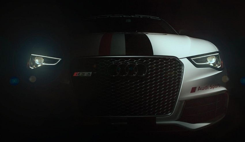 Audi tips hand to reveal Pikes Peak racer – it's an RS5 Image #123744