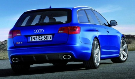 Avant Loan Reviews >> Audi RS6 Avant with twin turbo V10