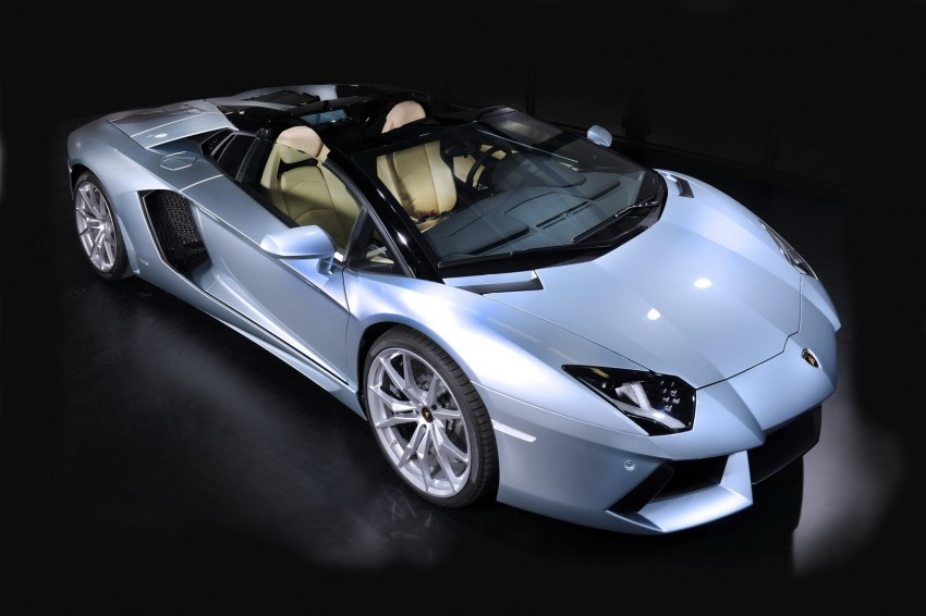 Lamborghini Aventador LP700-4 Roadster previewed in Malaysia – 18 months wait list, from RM3 million Image #142104
