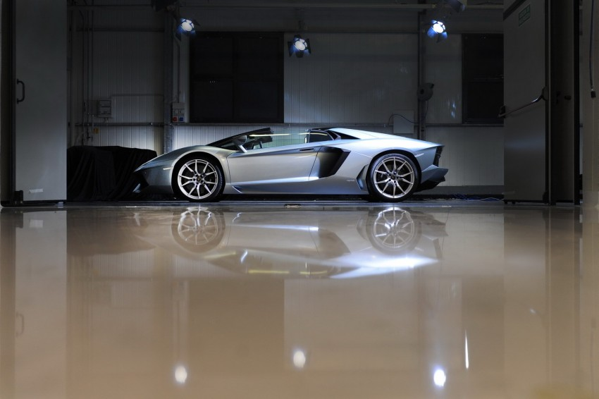 Lamborghini Aventador LP700-4 Roadster previewed in Malaysia – 18 months wait list, from RM3 million Image #142105