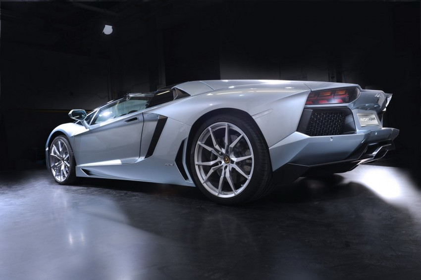 Lamborghini Aventador LP700-4 Roadster previewed in Malaysia – 18 months wait list, from RM3 million Image #142106