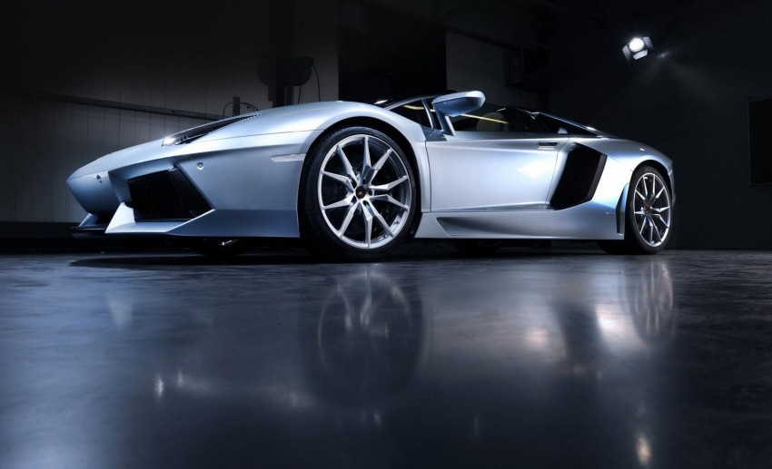 Lamborghini Aventador LP700-4 Roadster previewed in Malaysia – 18 months wait list, from RM3 million Image #142107