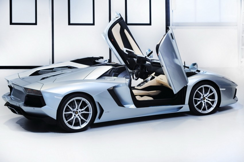 Lamborghini Aventador LP700-4 Roadster previewed in Malaysia – 18 months wait list, from RM3 million Image #142110