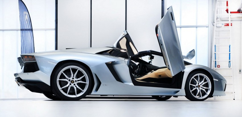 Lamborghini Aventador LP700-4 Roadster previewed in Malaysia – 18 months wait list, from RM3 million Image #142111