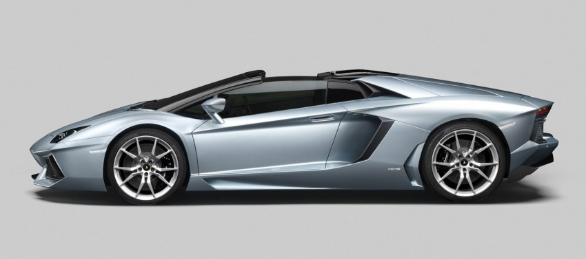 Lamborghini Aventador LP700-4 Roadster previewed in Malaysia – 18 months wait list, from RM3 million Image #142114