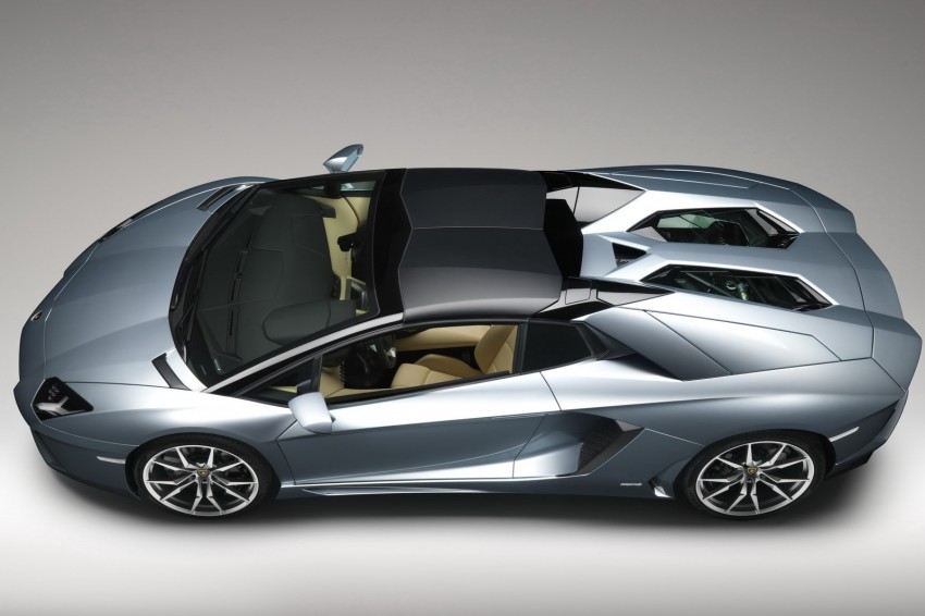 Lamborghini Aventador LP700-4 Roadster previewed in Malaysia – 18 months wait list, from RM3 million Image #142117