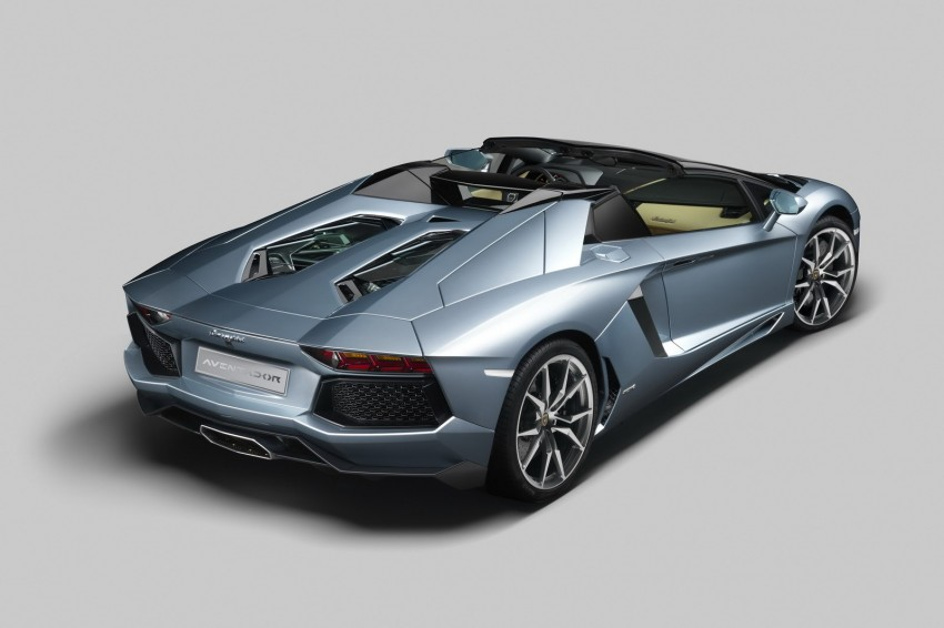 Lamborghini Aventador LP700-4 Roadster previewed in Malaysia – 18 months wait list, from RM3 million Image #142118