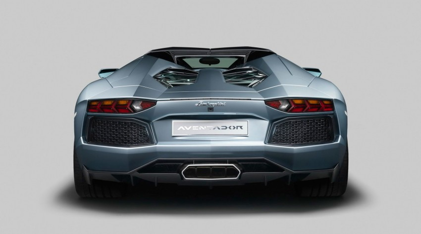 Lamborghini Aventador LP700-4 Roadster previewed in Malaysia – 18 months wait list, from RM3 million Image #142119