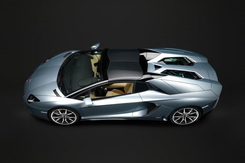 Lamborghini Aventador LP700-4 Roadster previewed in Malaysia – 18 months wait list, from RM3 million Image #142120