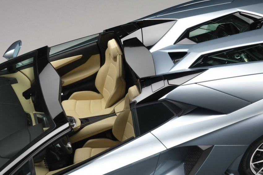 Lamborghini Aventador LP700-4 Roadster previewed in Malaysia – 18 months wait list, from RM3 million Image #142127
