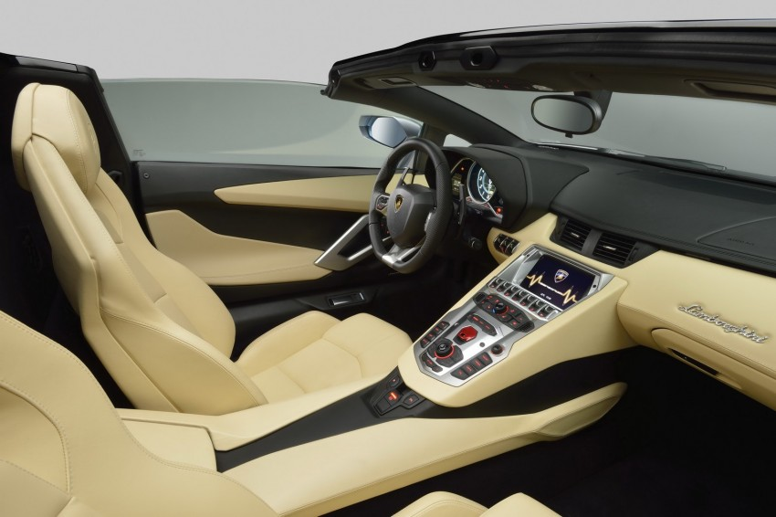 Lamborghini Aventador LP700-4 Roadster previewed in Malaysia – 18 months wait list, from RM3 million Image #142128