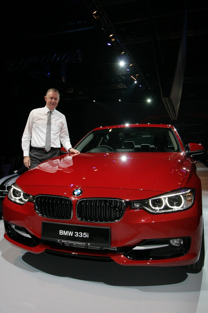 BMW F30 3-Series launched – 335i, 328i, 320d Image #95430