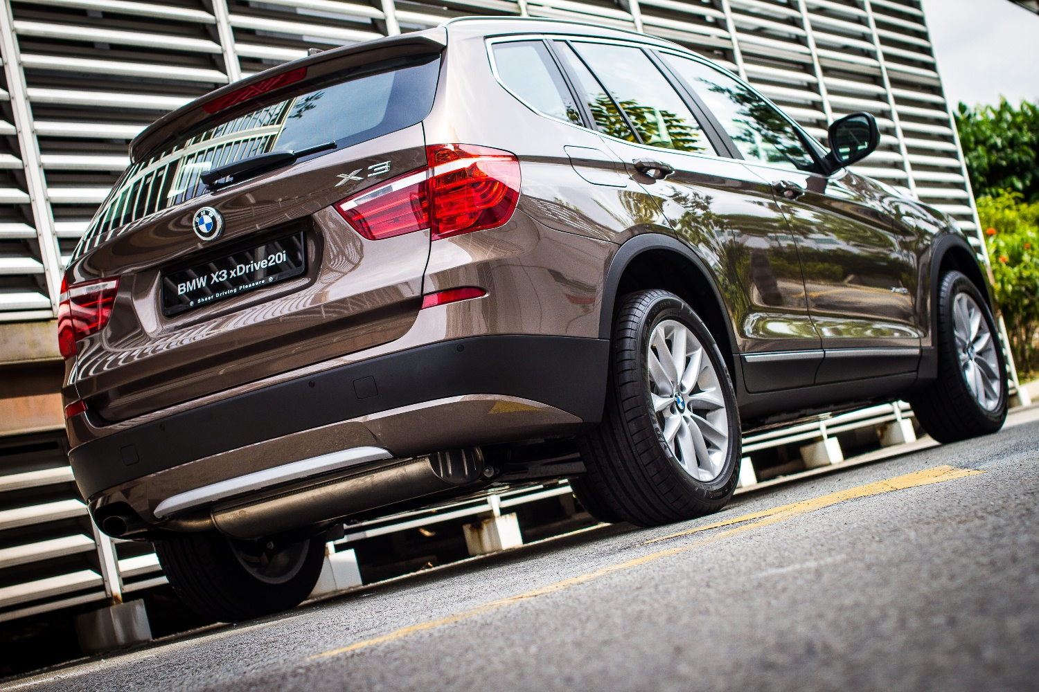 Bmw X3 Xdrive20i Begins Local Assembly Rm323 800