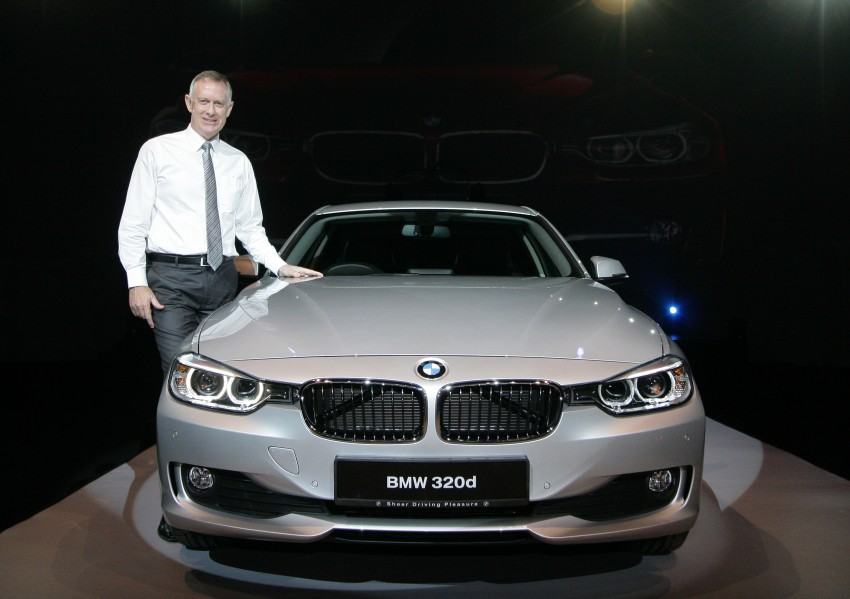 BMW F30 3-Series launched – 335i, 328i, 320d Image #95431