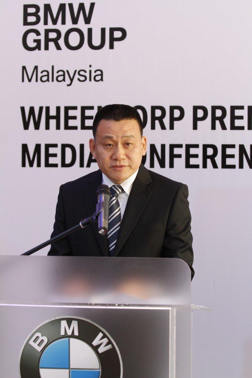 Wheelcorp Premium opens BMW 4S in Setia Alam Image #108280