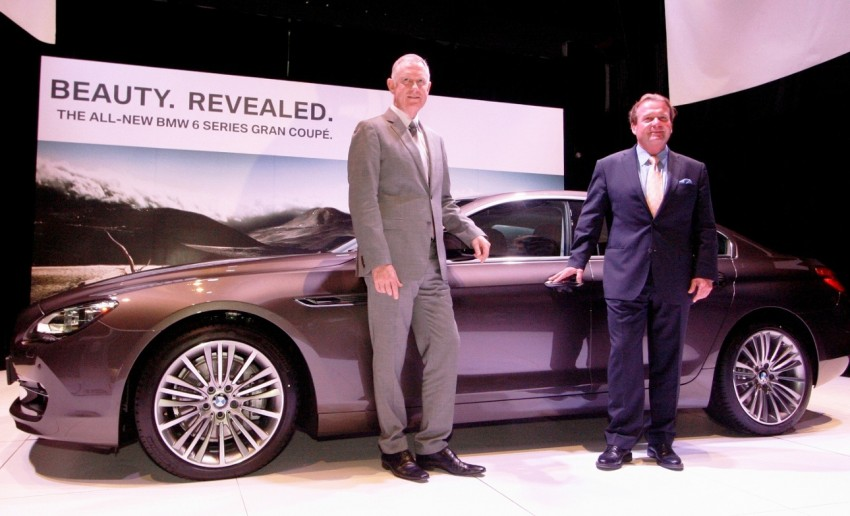 BMW 640i Gran Coupe launched: RM788,800 Image #115169
