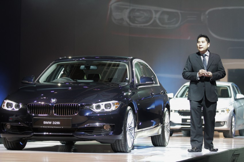 BMW F30 3-Series launched – 335i, 328i, 320d Image #95432