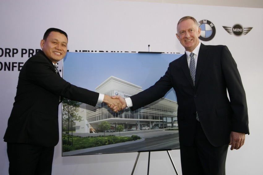 Wheelcorp Premium opens BMW 4S in Setia Alam Image #108278